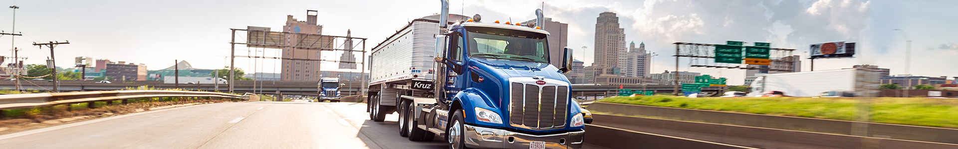 Trucking with Pavlich Inc serves local, regional and nationwide needs.