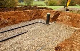 Pavlich Inc Kansas City KS Sand and Gravel Commercial Residential pool bed