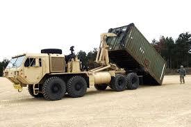 army motor transport operator