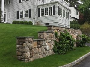 pavlich in sand and gravel specialty stone landscaping