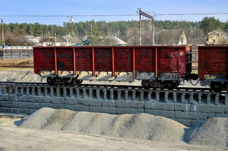 Pavlich Inc Rail Car Unloading Transport Delivery Bulk Materials blog