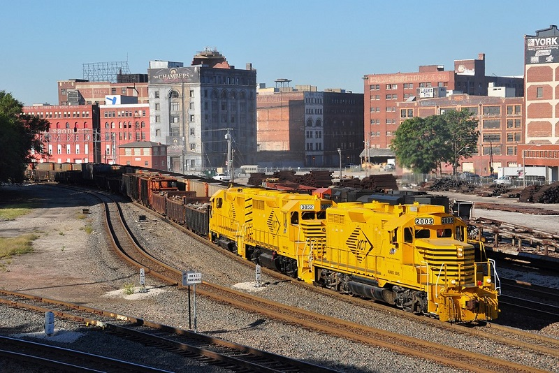 Pavlich Inc Kansas City Rail Car Unloading Services blog