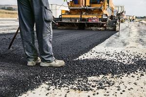 highway-construction-asphalt-sand-gravel
